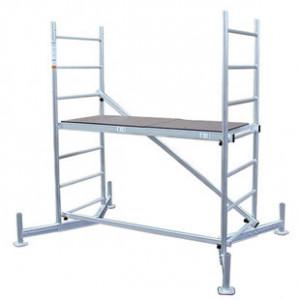 ClimTec alumínium munkaállvány (alapállvány) termék fő termékképe