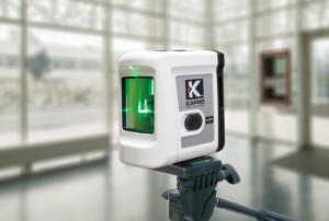 862GS Prolaser®Green Cross Line Laser with Tripod termék fő termékképe