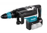 MAKITA HR006GZ 2x40Vmax XGT Li-ion BL AWS 52mm 21.4J SDS-Max fúró-vésőkalapács alapgép (akku és töltő nélkül)