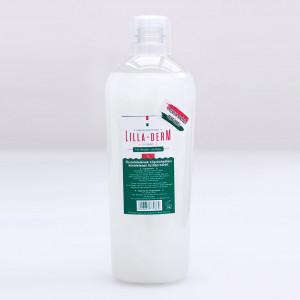 """Lilla Derm folyékony szappan, <span style=""""color:#50b704;"""">prémium</span>, 1 l termék fő termékképe"""