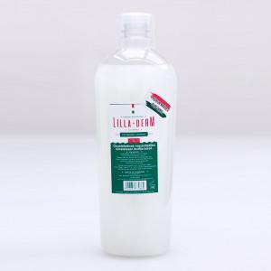 """Lilla Derm folyékony szappan, illatmentes, <span style=""""color:#50b704;"""">prémium</span>, 1 l termék fő termékképe"""