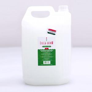 """Lilla Derm folyékony szappan, illatmentes, <span style=""""color:#50b704;"""">prémium</span>, 5 l termék fő termékképe"""