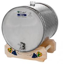 Nerezové nádrže na destiláty a oleje