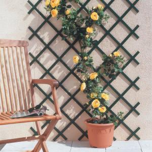 Hlavný obraz produktu Nortene Trelliflex plastová mriežka zelené 1x2m