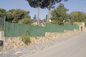 Hlavný obraz produktu Nortene Greenwitch umely plot zelené/hnedé 1,5x3m