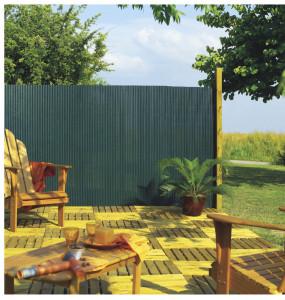 Hlavný obraz produktu Nortene Plasticane umelá trstina zelená 1,5x3 m