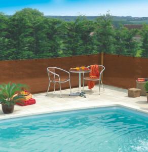 Hlavný obraz produktu Extranet slnečné tienidlo hnedá 2x50m