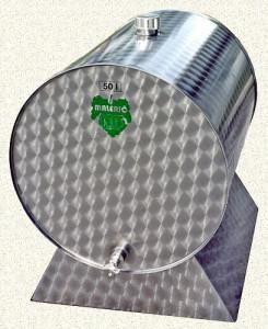 Hlavný obraz produktu INOX nádrž 10 L (na destilát, olej)
