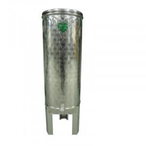 Hlavný obraz produktu 100 l nádrž s plávajúcim vekom (zvárané nohy)