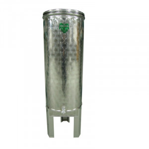 Hlavný obraz produktu 50 l nádrž s plávajúcim vekom (zvárané nohy)