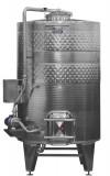 ZOTTEL Horizontálny fermentor rmutu 2000l
