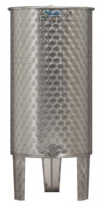 Hlavný obraz produktu Nerezová nádrž na med 200 kg INOX