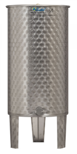 Hlavný obraz produktu Nerezová nádrž na med 95 kg INOX