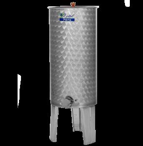 Hlavný obraz produktu Nerezová nádrž na med 70 kg INOX