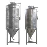 ZOTTEL Kónická nádrž pre varenie piva 250 l