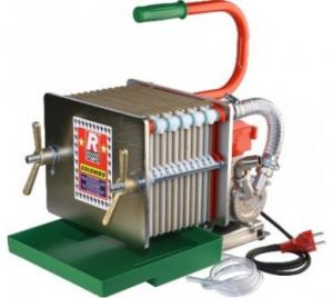 Hlavný obraz produktu Filtračné zariadenie Colombo 12 NEREZ