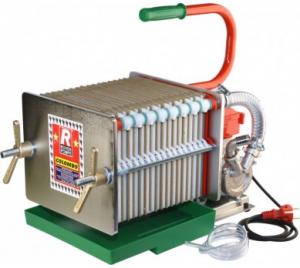 Hlavný obraz produktu Filtračné zariadenie Colombo 18 NEREZ