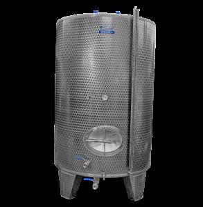 Hlavný obraz produktu Cisterna INOX, 3300 l