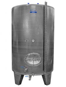 Hlavný obraz produktu Cisterna INOX, 500 l