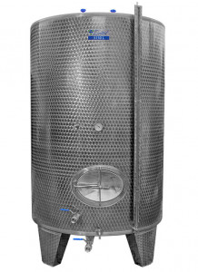 Hlavný obraz produktu Cisterna INOX, 5150 l
