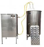 Chladiaci agregát k nádrže 200l-2000l