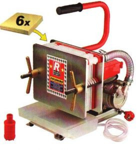 Hlavný obraz produktu Filtračné zariadenie Colombo 6 NEREZ