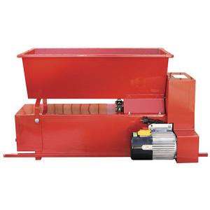 Hlavný obraz produktu ENO 15 - Mlynkoodstopkovač na hrozno - lakovaný, motorový