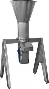 Hlavný obraz produktu Elektronický INOX mlyn na ovocie