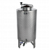 Nádrž na olej, destiláty 200 l - s poklopom