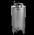 Nádrž na olej, destiláty 150 l - s poklopom