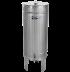 Nerezová nádrž na destiláty - stojacia - 100 l