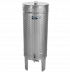 Nerezová nádrž na destiláty - stojacia - 150 l