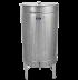Nerezová nádrž na destiláty -  stojacia - 300 l