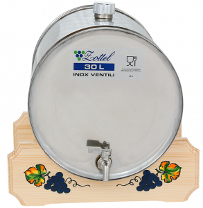 Hlavný obraz produktu Nádrž na destilát, 30 l - ležiaca