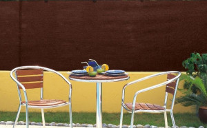 Hlavný obraz produktu Nortene Totaltex slnečné tienidlo hnedá 1x5m