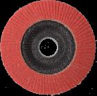 Chili P-QK (piros) lamellás csiszolótányérok