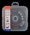 Abraboro 125 x 1.0 x 22 mm CHILI INOX Premium fémvágó korong, 12db/csomag (felakasztható csomagolás)