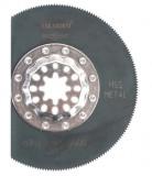 Abraboro STARLOCK HSS gyorsacél fűrészlap, Ø 85 mm