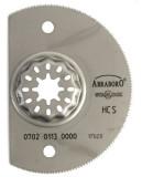 Abraboro STARLOCK HCS fűrészlap, Ø 85 mm