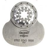 Abraboro STARLOCK vágókés hézagtömítő anyagokhoz, 70 x 34 mm