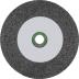 Abraboro 200 x 20 x 32/20 mm kerámiakötésű köszörűkorong, A24 alumínium-oxid