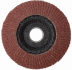 Abraboro 115 x 22 / 80 G-QA lamellás csiszolótányér, 10db/csomag