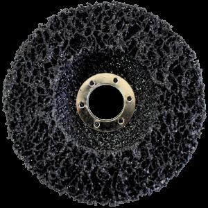 Abraboro 125 x 22 mm black magic négertárcsa sarokcsiszolóhoz termék fő termékképe