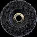 Abraboro 150 x 13 x 13 mm black magic négertárcsa egyenes csiszolóhoz