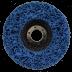 Abraboro 125 x 22 mm blue magic négertárcsa sarokcsiszolóhoz