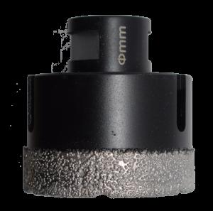 Abraboro 75,0 mm csempe- és kerámiafúró, M14 befogással termék fő termékképe