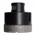 Abraboro 50,0 mm csempe- és kerámiafúró, M14 befogással