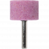 Abraboro 10 x 10 x 3 mm csapos csiszolókő, A-típus, 5db/csomag