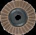 Abraboro 115 x 22 vlies csiszolótányér (barna), durva