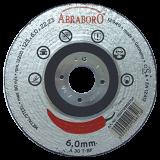Abraboro 125 x 6,0 x 22 mm CHILI fémtisztító korong, 5db/csomag
